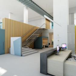 Eurolife Office Project In Nicosia