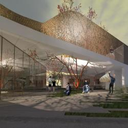 Psomas Architects Cultural Village Of Lempa Competition Entry
