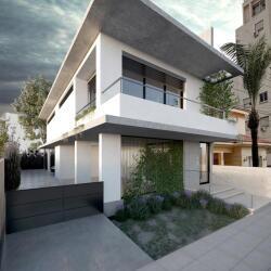 Mesologgiou Recidence Architecture And Interior Design