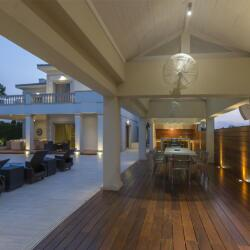 Renovation For A Private High End Residence And Outdoor Design