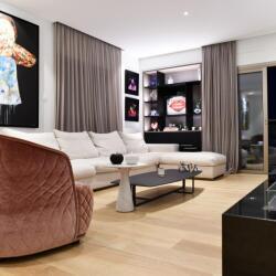 The Hot El Apartment Interior Design And Renovation