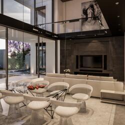 The Napa Experience Holiday House Indoors