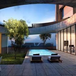 Eraclis Papachristou Architects Residence 338 Garden