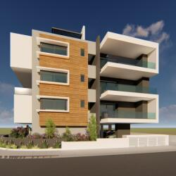 Annabelle Apartment Building In Limassol 2