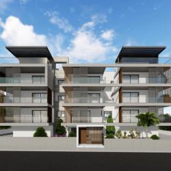 Av Apartment Building In Limassol
