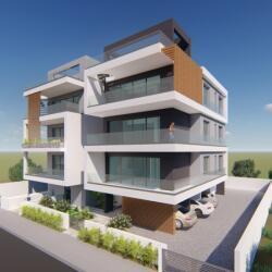 Bt3 Apartment Building In Limassol