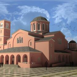 Church Of Ayios Savvas In Ypsonas 1