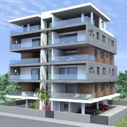 Ox1 Apartment Building In Limassol
