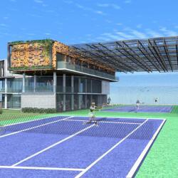 Tennis Accademy In Limassol 2