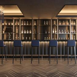 Cigar Lounge Bar Indoor