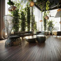 Cigar Lounge Indoor
