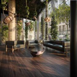 Cigar Lounge Internal