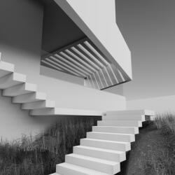 At House Staircase