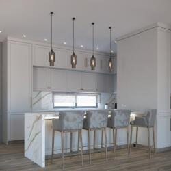 Ae Residence Interior Design Kitchen