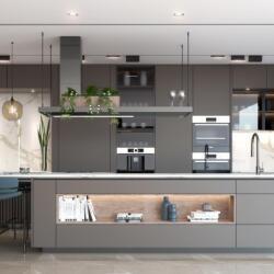 Nk Residence Renovation Kitchen