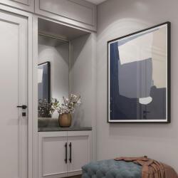 Saint Andreas Hotel Azure Room Interior Design 04