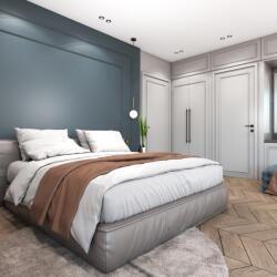 Saint Andreas Hotel Azure Room Interior Design