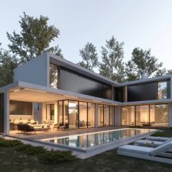 Minimalist Modern Home Design By Gdm Architecture