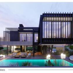 Potonides Papapolyviou Architects Germasogeia Kalogiroi Residence
