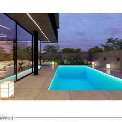 Potonides Papapolyviou Architects Residence In Mesa Geitonia