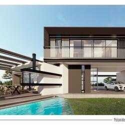 Potonides Papapolyviou Architects Souni Private Residence