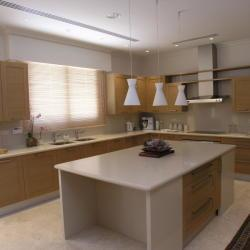 2003 New House Kitchen From Estia Kitchehs In Germasogeia Limassol At 2003 By Kostas Efstathopoulos
