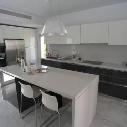 2009 New House Kitchen From Estia Kitchehs Agia Barvara Nicosia At 2009 By Kostas Efstathopoulos