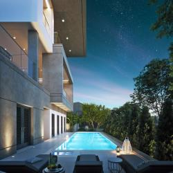 Bliss Residential Complex Outdoor