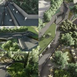 Architectual Design For Pallourokampos