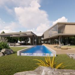 Zannettos Architects Contemporary Villa