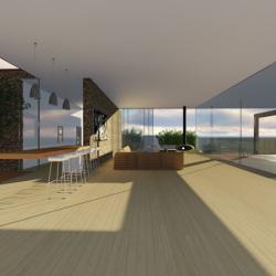 Zannettos Architects House Indoor