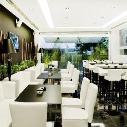 Interior Commercial Design For Restaurant