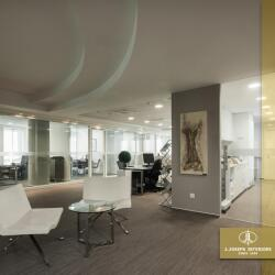 Joseph Interiors Office Interior Design For This Private Office In Limassol